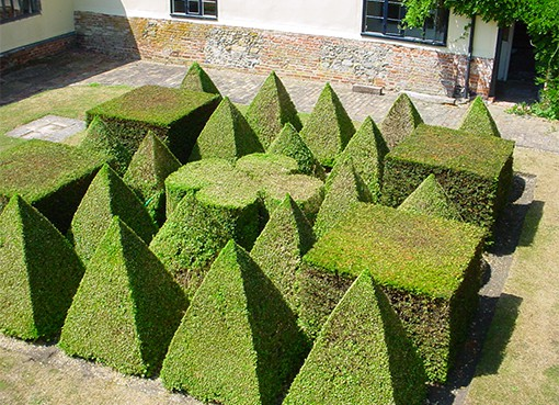Classic Topiary shapes
