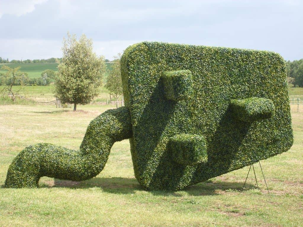Plug Topiary