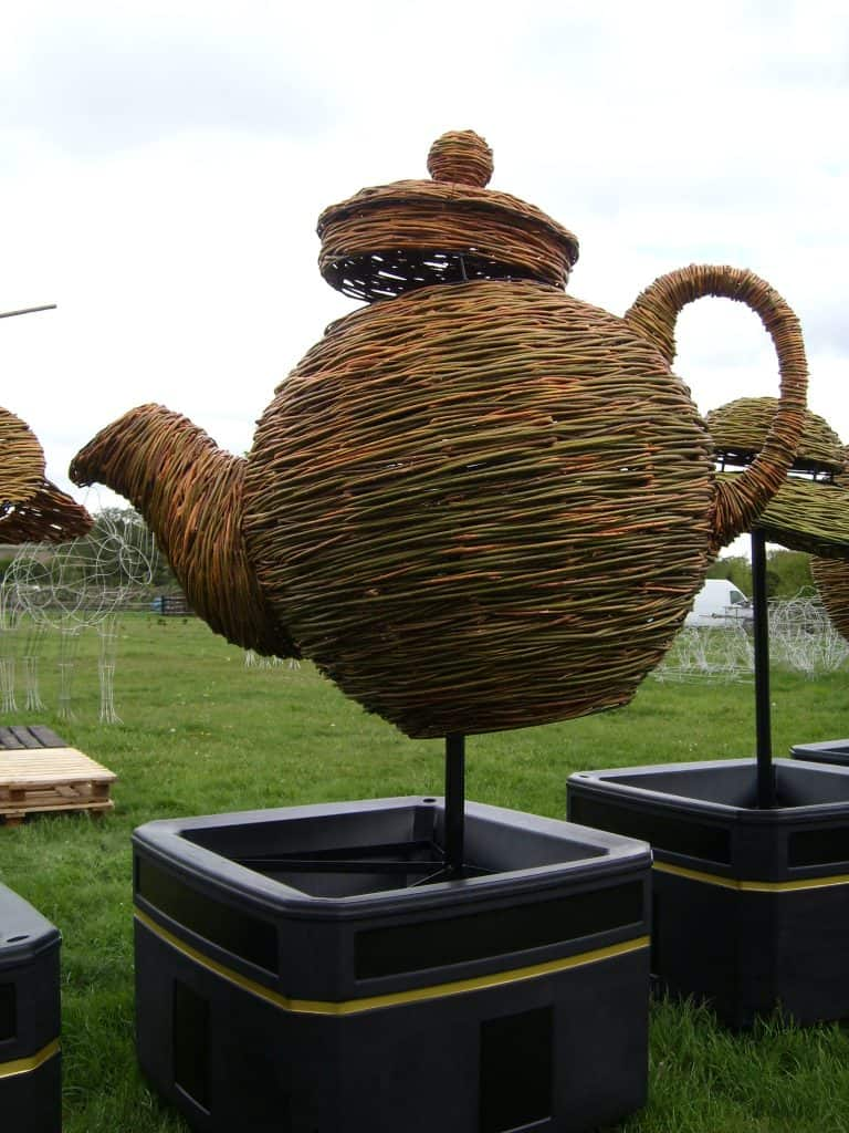 Willow Teapot